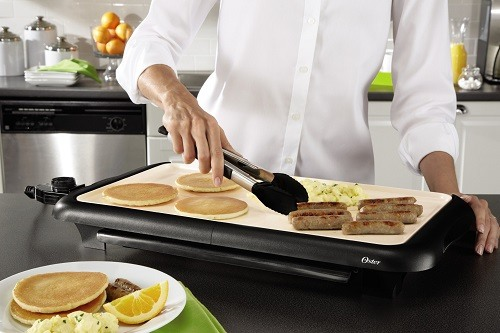 The Basic Ceramic Grill And Warming Tray