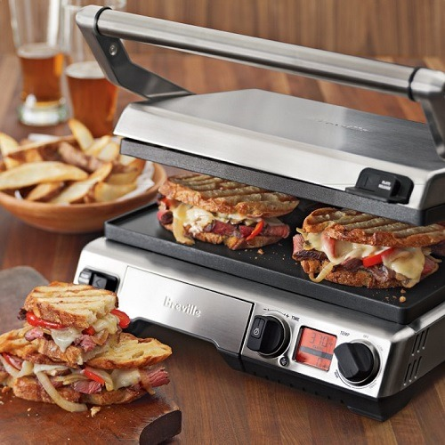 Example of Panini Griddle Grills