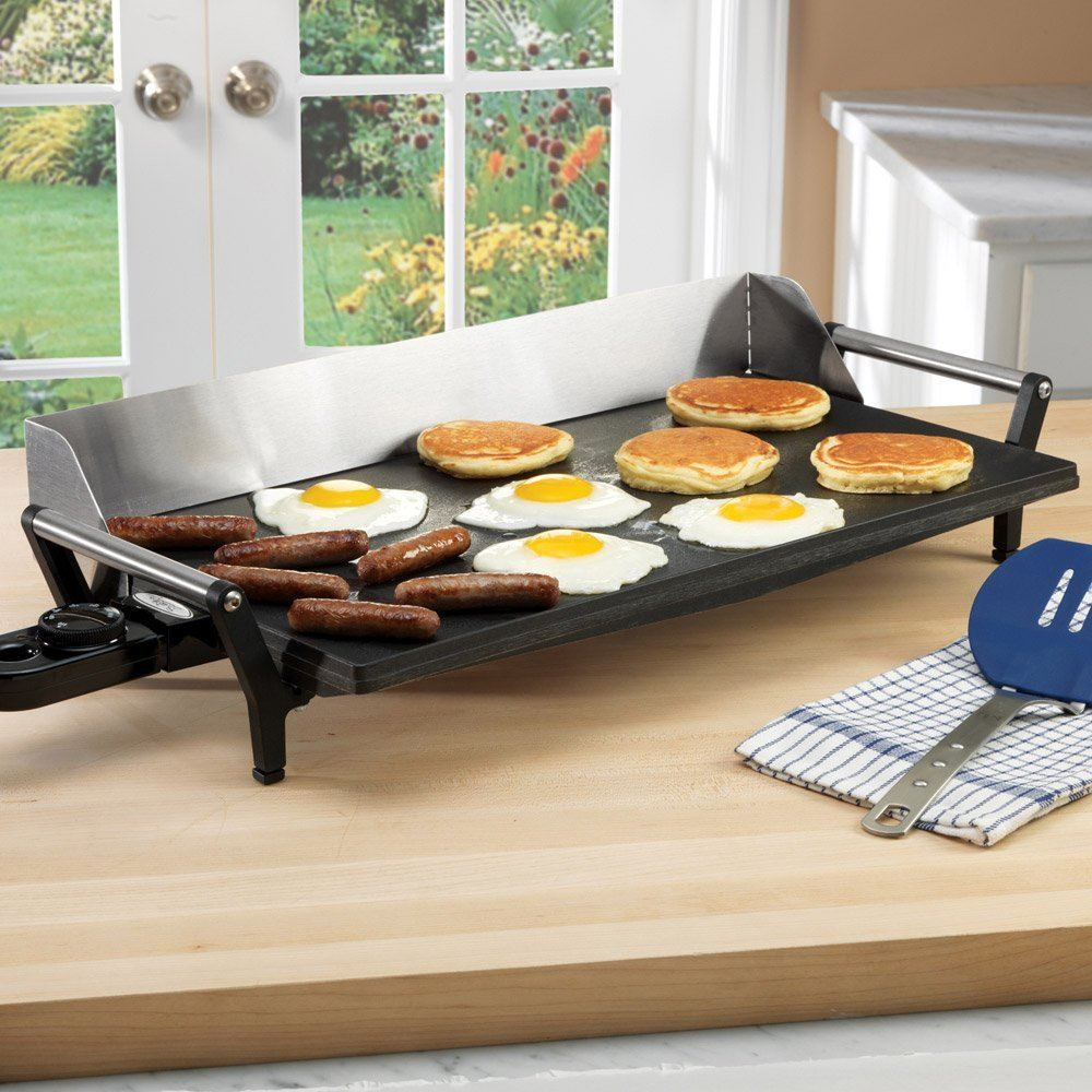 Broil King PCG-10 Professional Portable Non-Stick Griddle