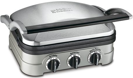 Cuisinart-GR-4N-5-in-1-Griddler-closed-topelectricgriddles.com