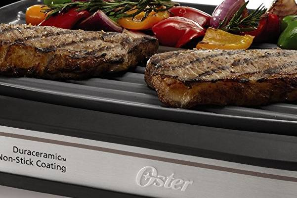 Oster-CKSTGR3007-ECO-DuraCeramic-Reversible-Grill-and-Griddle-Featured-topelectricgriddles.com