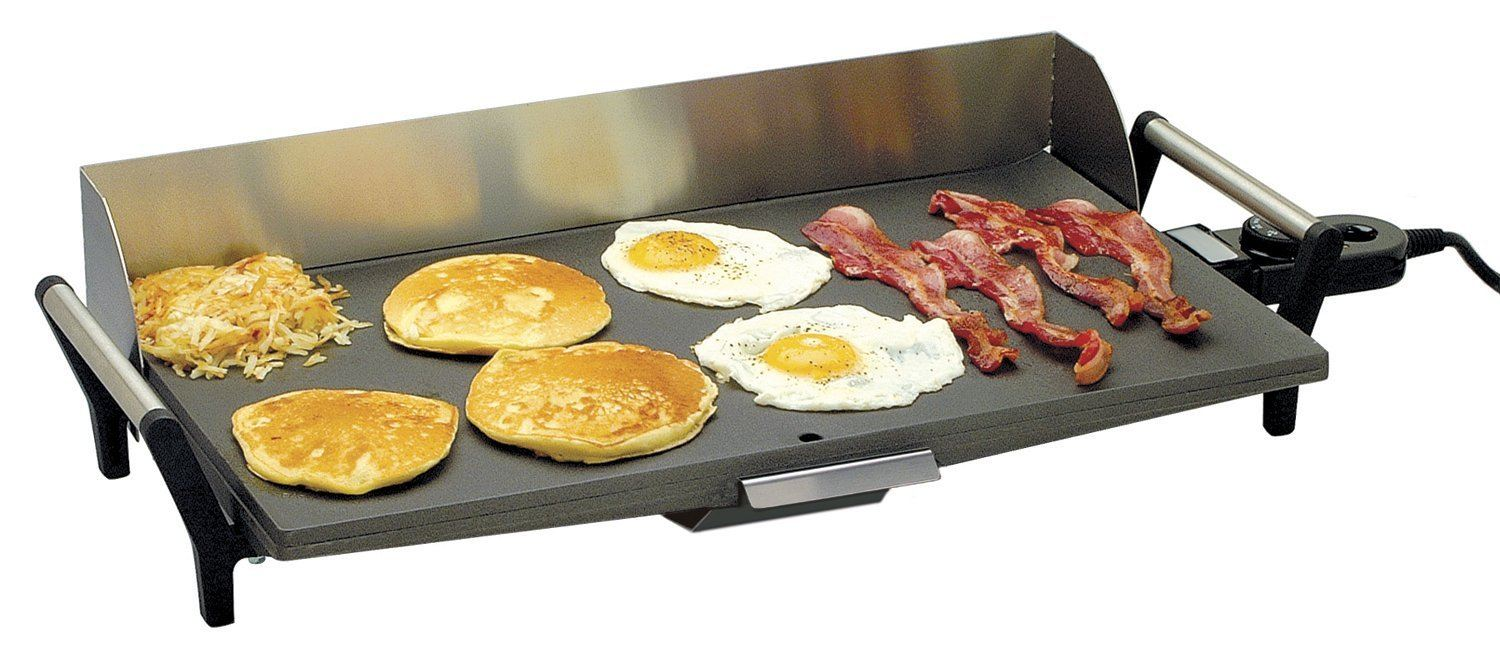 Portable Nonstick Griddle