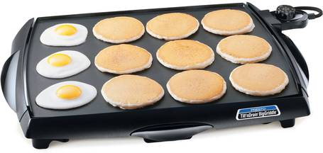 Presto-7046-Tilt-n-Drain-Big-Griddle-Cool-Touch-Electric-Griddle-topelectricgriddles.com