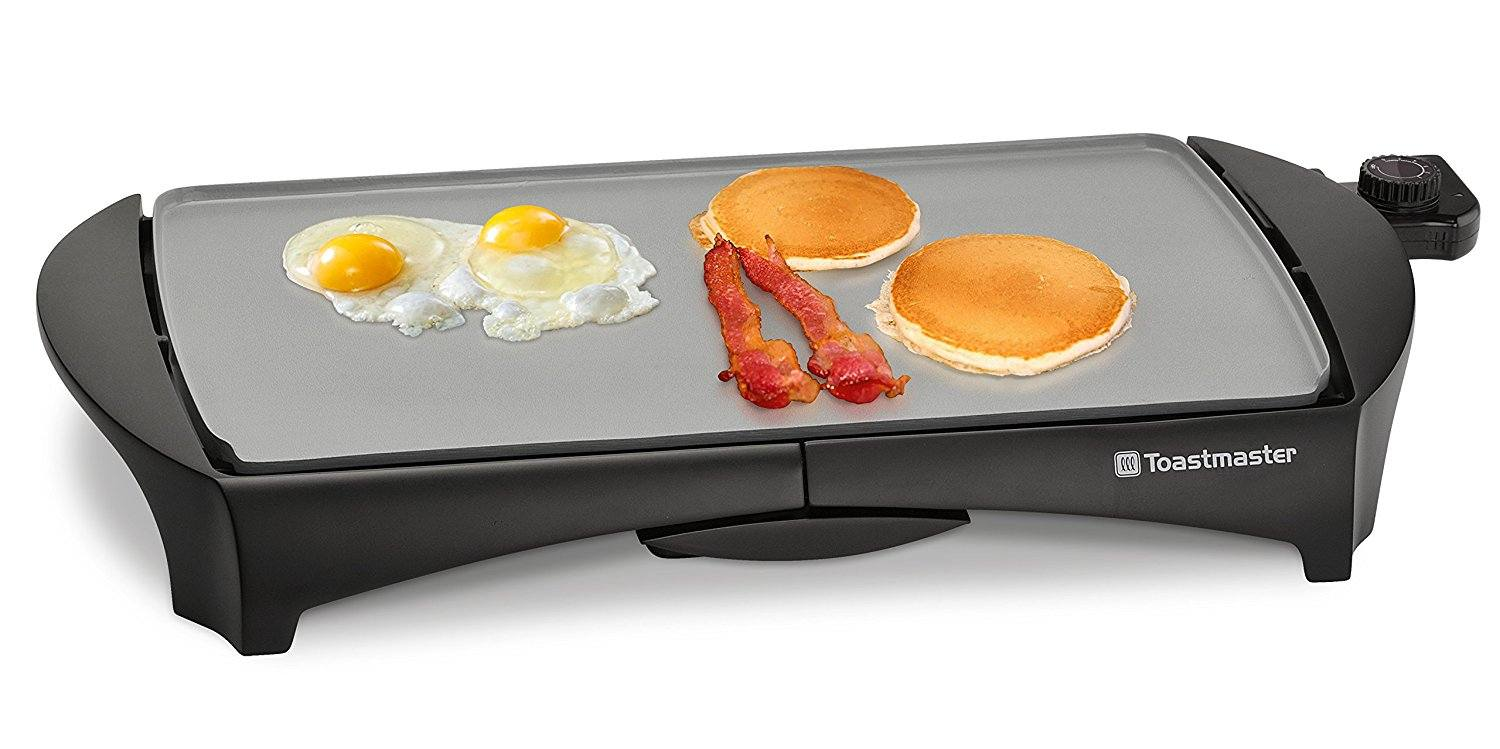 Toastmaster TM-164GRC Ceramic Griddle