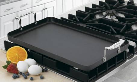 Cousinart Double Burner Griddle For Gl Top Stove