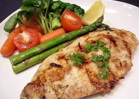 Electric-Griddle-Dinner-Recipes-Grilled-Chicken-topelectricgriddles.com