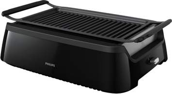 Best-Large-Indoor-Grill-Philips-Smoke-less-Indoor-Grill-HD6371-94