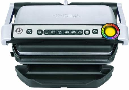 Best-Overall-Indoor-Grill-T-fal-GC702-OptiGrill-Stainless-Steel-Indoor-Electric-Grill-front