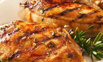 Electric-grill-chicken-breasts