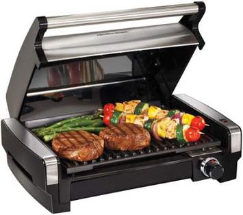 Types-of-indoor-grills-closed-countertop-grill