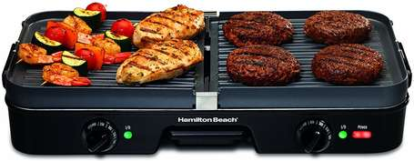 Hamilton-Beach-38546-3-in-1-Electric-Flat-Top-Grill-for-Home-front