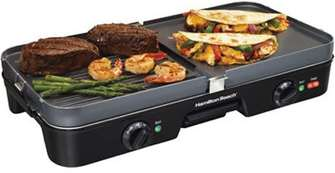Hamilton-Beach-38546-3-in-1-Electric-Flat-Top-Grill-for-Home