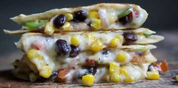 What-do-you-put-in-a-quesadilla