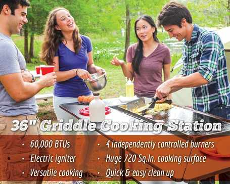 best-outdoor-griddle-blackstone-36-inch-outdoor-flat-top-gas-grill-griddle-station-use